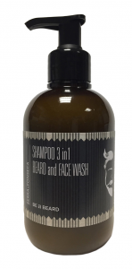 SHAMPO 3in1 / BEARD&FACE WASH BeABeard