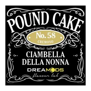 Pound Cake No.58 Aroma concentrato - Dreamods