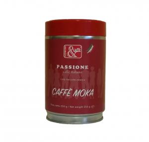 BARATTOLO GR 250 CAFFE' MOKA MISCELA PASSIONE ARABICA