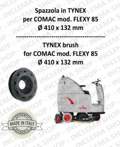 FLEXY 85 Bürsten in TYNEX für Scheuersaugmaschinen COMAC
