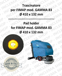 GAMMA 83 trascinatore for Scrubber Dryer FIMAP