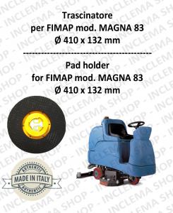 MAGNA 83 trascinatore para fregadora FIMAP