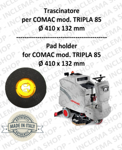 TRIPLA 85 Treiberteller für Scheuersaugmaschinen COMAC
