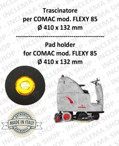 FLEXY 85 Plateau (Pad Holder) pour autolaveuses COMAC