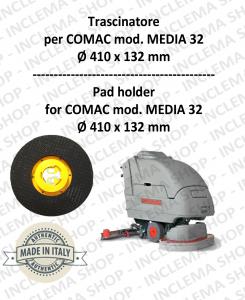 MEDIA 32 Treiberteller für Scheuersaugmaschinen COMAC