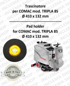 TRIPLA 85 Plateau (Pad Holder) pour autolaveuses COMAC