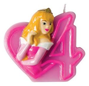 Candela Cera Disney Princess Aurora
