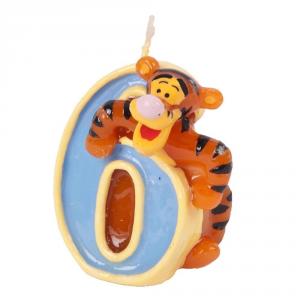 Candela Cera Disney Tigro