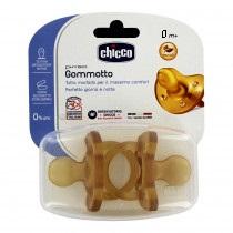 Chicco 2 Gommotti extra morbidi caucciù 0m+