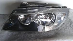 Proiettore faro anteriore sinistro sx usato originale BMW serie 3 318 dal 2005 al 2011