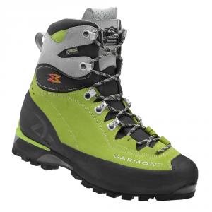GARMONT TOWER PLUS LX GTX Trekking shoes goretex green light gray outdoor boots