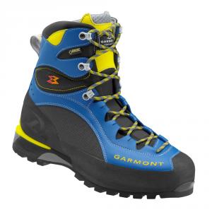 GARMONT TOWER GTX LX Trekking shoes goretex blue / yellow outdoor sport boots