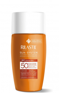 Rilastil Sun Sys ppt 50+ water touch fluid 50ml