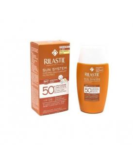 Rilastil Sun Sys ppt 50+ fluido baby 50ml