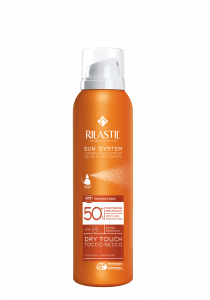 Rilastil Sun Sys ppt 50+spray dry touch 200ml