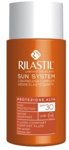 Rilastil Sun Sys ppt 30 fluido comfort 50ml