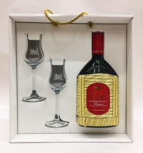 Confezione regalo Grappa Ceschia di Ramandolo (UD)