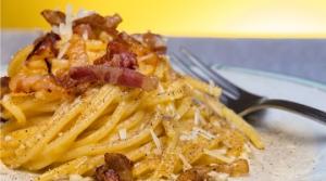 Spaghetti alla Carbonara (6 persone)