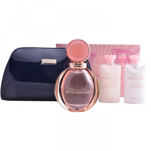 Bvlgari Rose Goldea Eau De Parfum Spray 90ml Set 4 Parti 2018