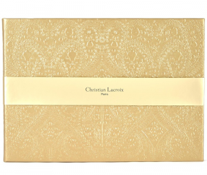GOLD GUEST BOOK