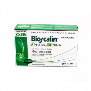 BIOSCALIN 30 COMPRESSE Physiogenina