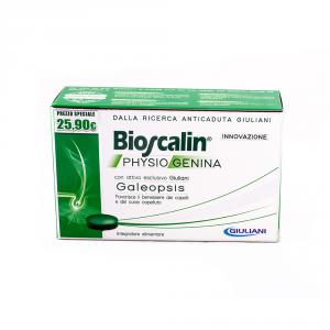 BIOSCALIN 30 COMPRESSE Physiogenina