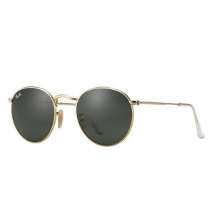 Ray-Ban RB3447 50-21 Round Metal
