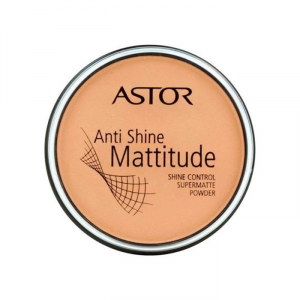 Astor Anti Shine Mattitude Powder 02 Porcelain 14g
