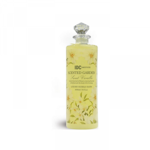 IDC Institute Scented Garden Bagnoschiuma Vaniglia 1000ml