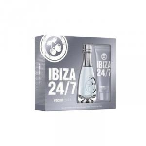 Pacha Ibiza 24/7 Men Eau De Toilette Spray 100ml Set 2 Parti 2018
