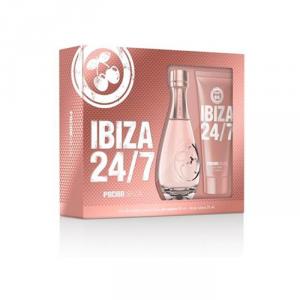 Pacha Ibiza 24/7 Her Eau De Toilette Spray 100ml Set 2 Parti 2018