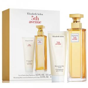 Elizabeth Arden 5th Avenue Eau De Perfume Spray 125ml Set 2 Parti 2018