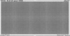 MESH 6X6 SQUARE STEEL