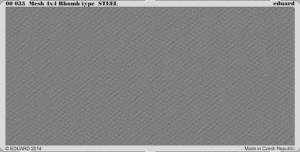 MESH 4X4 RHOMB TYPE STEEL