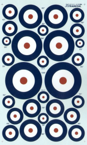 RAF WWII ROUNDELS A-TYPE