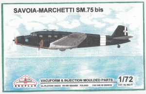 Savoia Marchetti Sm.75Bis