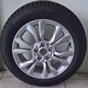 Ruota lega con pneumatico invernale Pirelli 215/55R17 98T XL Fiat 500X