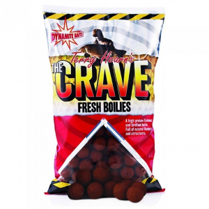 DYNAMITE BAITS Terry Hearn The Crave Fresh Boilies 15 mm Boilies Pesca DY901