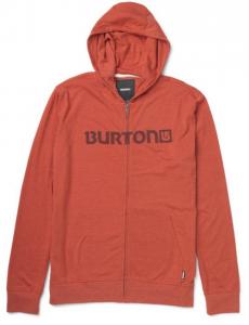 BURTON Maxwell Full Zip Felpe Abbigliamento Snowboard 287417-602