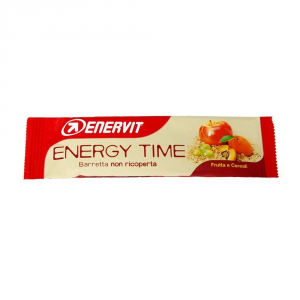 ENERVIT Barretta Energy Time - Integratori fitness