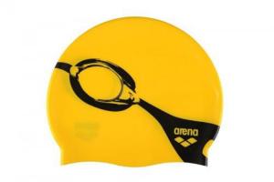 ARENA Cuffia uomo Elite Print Silicone Cuffia Accessori Nuoto 91830-43
