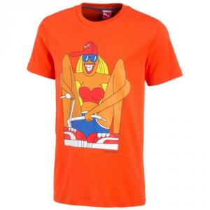 PUMA T-shirt X Tee T.shirt m/m Abbigliamento Casual 564153-016