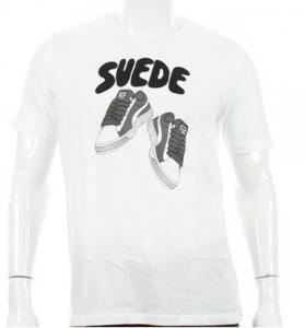PUMA T-shirt Sneaker Tee T.shirt m/m Abbigliamento Casual 564046-002