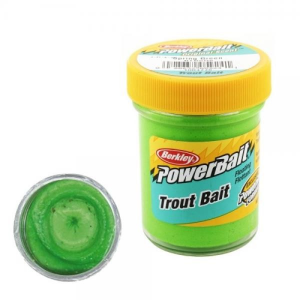 BERKLEY Pasta Powerbait Biodegradable Trout Bait Pesca 1004-776