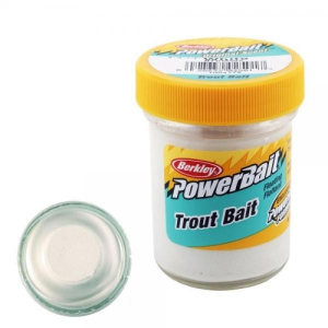 BERKLEY Pasta Powerbait Biodegradable Trout Bait Pesca 1004-778