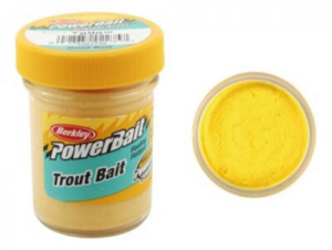 BERKLEY Pasta Powerbait Biodegradable Trout Bait Pesca 1004-828