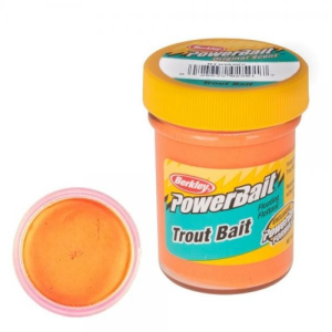 BERKLEY Pasta Powerbait Biodegradable Trout Bait Pesca 1004-773