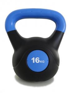 GETFIT Peso 16 kg Peso Attrezzatura Fitness GF184