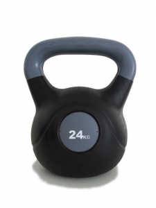 GETFIT Peso 24 kg Peso Attrezzatura Fitness GF192