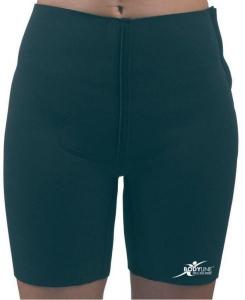 BODYLINE Pantaloncini In Neoprene Bermuda Attrezzatura Fitness
